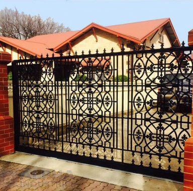 Aluminium Cast Gate