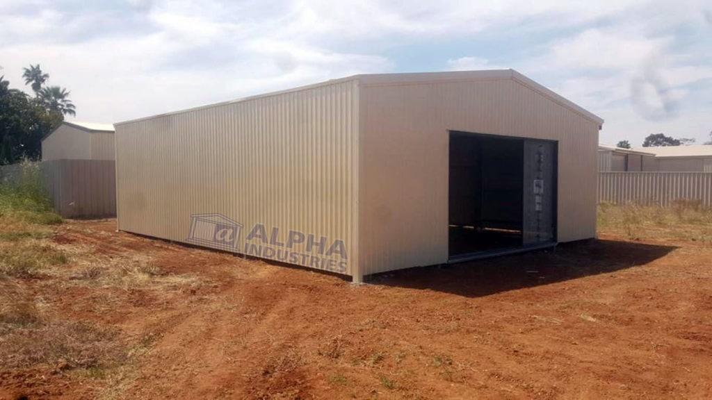 Rural Buildings Alpha Industries