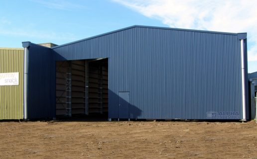 Deep Ocean® Warehouse with Fire Rated Wingwall