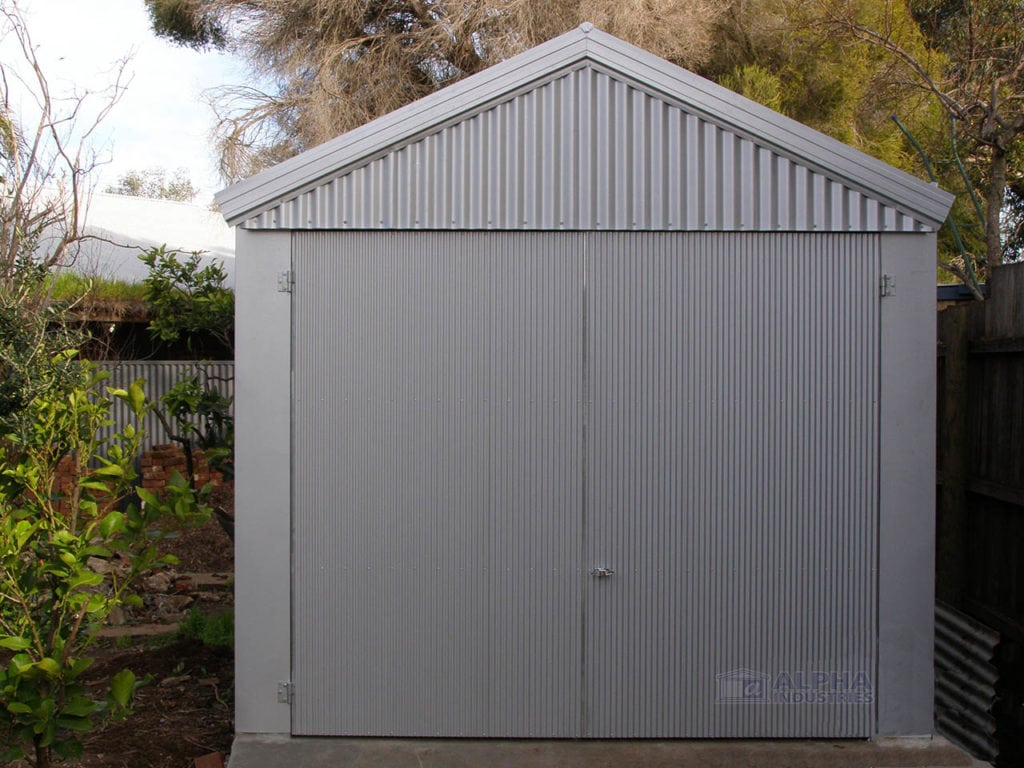 Garages Amp Sheds Alpha Industries