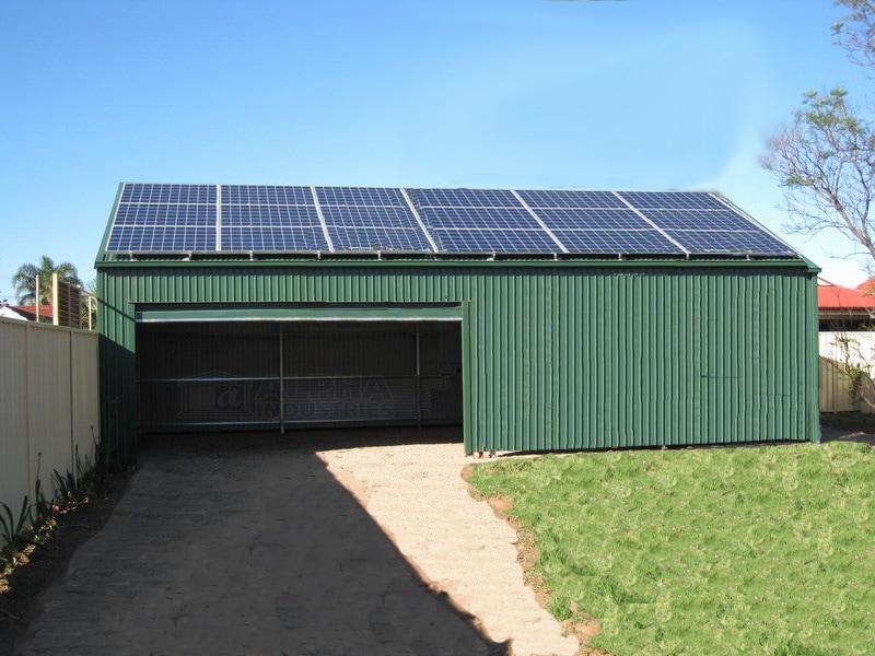 Garages Amp Sheds Alpha Industries