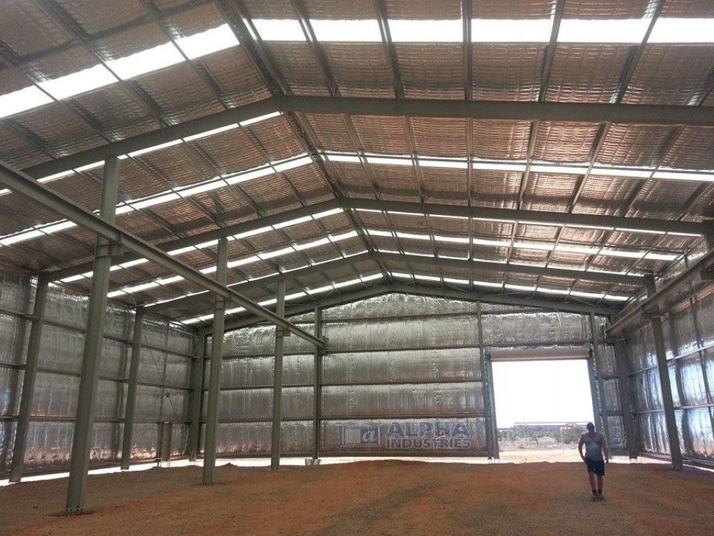 Industrial Buildings Alpha Industries